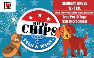 Chips, Tags & Wags!